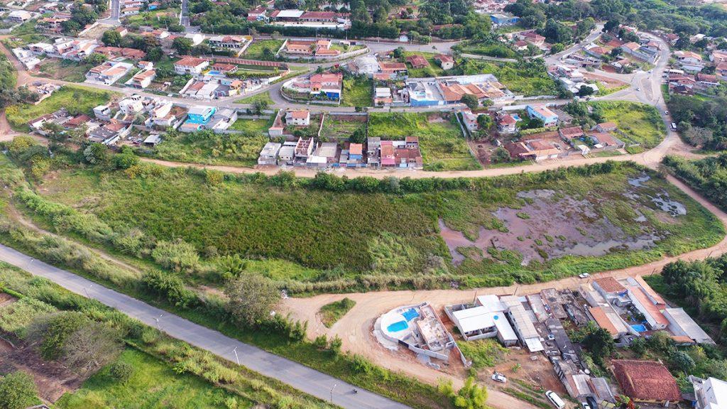 Enquanto a Sabesp vai desassorear o lago, a Prefeitura irá executar a pavimentação e implantar um parque no entorno | SECOM
